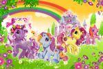 My Little Pony painel festa infantil banner dkorinfest (2)