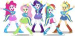 My Little Pony Esquadria Girls painel festa infantil banner dkorinfest (7)