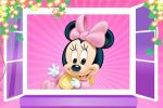 Minnie Mouse Baby painel festa infantil banner dkorin (4)