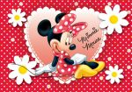 Minnie Mouse Vermelha painel festa infantil banner dkorinfest(39)