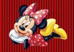 Minnie Mouse Vermelha painel festa infantil banner dkorinfest(34)