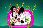 Minnie Mouse Vermelha painel festa infantil banner dkorinfest(25)