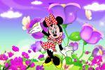 Minnie Mouse Vermelha painel festa infantil banner dkorinfest(21)