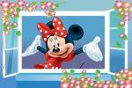 Minnie Mouse Vermelha painel festa infantil banner dkorinfest(17)
