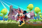 Minnie Mouse Vermelha painel festa infantil banner dkorinfest(11)