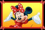 Minnie Mouse Vermelha painel festa infantil banner dkorinfest(7)