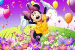 Minnie Mouse painel festa infantil banner dkorinfest (7)
