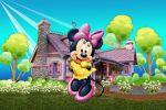Minnie Mouse painel festa infantil banner dkorinfest (4)