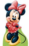 minie Mouse  display cenario de chao totem mdf dkorinfes  (4)