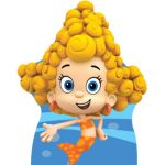 bubble guppies display cenario de chao totem mdf dkorinfest (2)