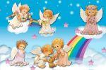anjos painel festa infantil banner  dkorinfest (1)