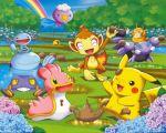Pokemon painel festa infantil banner dkorinfest (6)