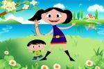 o show da luna painel festa infantil banner dkorinfest (2)