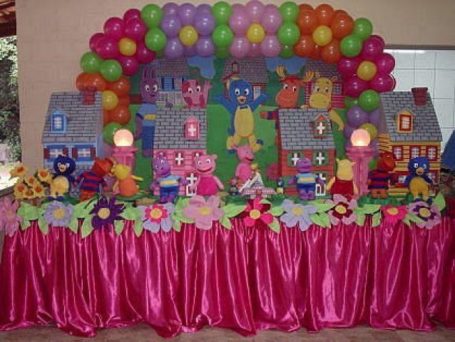 decoracao para festa infantil xuxinha ? Doitri.com