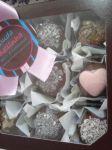 Caixa personalizada de bombons