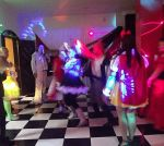 Aniversário Festa a Fantasia - Espaço Imperador - Mauá SP Kit Básico = Dj, Som, Iluminação