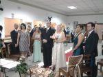 Casamento - Santo André - Spazio Franchi  Dj, Som, Iluminação , Telão, Cerimonial e Retrospectiva  DJ EM SANTO ANDRÉ SP contato@edytronik.com  4511-3548 Whats App: 9 9571-4191