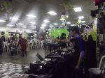 Aniversário 15 anos ( Festa a Fantasia ) Clube da Cofap - Mauá SP - Kit Master Dj, Som, Luz DMx, Pista Xadrez, Fumaça, Bolha de sabão e Estrutura