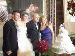 Casamento - Espaço Porcelana Mauá - Dj, Som, Luz, Telão e Retrospectiva