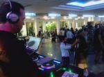 Casamento - Salão de Festas do Clube Sete de Setembro - Água Rasa - SP Dj, Som, Luz, Projeção e Retrospectiva