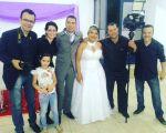 Casamento - Chácara do Sindicato dos Servidores Públicos de Mauá ( Chácara Vô Juca )