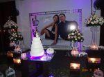 Casamento - Chácara Silva - Mauá SP Serviços Prestados:  Dj, Som e Luz WhatsApp 9 9571 4191