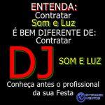 Casamento - Kit 1 ( Dj + Som ) -Chácara São João - Ouro Fino / Ribeirão Pires -Parceria com o Buffet Amor Eterno - Mauá SP