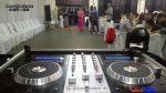 Casamento - Clube da Cofap com o Buffet Fascinação - Mauá SP Serviços prestados: Dj, Som, Luz, Telão, Retrospectiva e iluminação cênica ( Mesa do bolo )