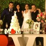 Casamento - Marcos e Monica - Chácara Por do Sol - Suzano SP