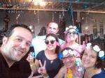 Confraternização Empresa Ofner - Grito de carnaval - Espaço toca do Kbça - SP