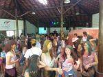 Happy Holi. A 2ª Festa das Cores da Wizard Unidade Mauá e Ribeirão Pires SP Local: Chácara Spazio Sinelli - Mauá SP Serviços prestados: Dj, Som e Telão