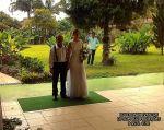 Casamento Chácara Cheder - 2017  - Mauá SP Serviços Prestados: Dj, Sonorização Cerimonial, Telão e Retrospectiva