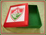 C. Fluminense 25x30x6cm