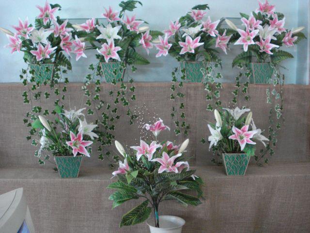 Arranjos de Decoração  Encanto Flor e Arte  Floricultura