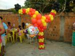 Festa infantil - Tema Palhaço