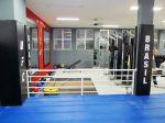 Instituto Reação do Complexo da Rocinha, sala de musculação