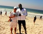 Setembro 2013 Teddy Riner no point mais caro do mundo