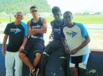 Pista de Atletismo de Itajaí mai 2013