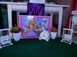 Aluguel decoração provençal - jardim da Princesa Sofia