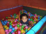 Aluguel piscina de bolas