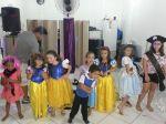 Desfile de fantasias infantil
