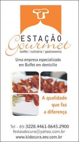 ESTA��O GOURMET