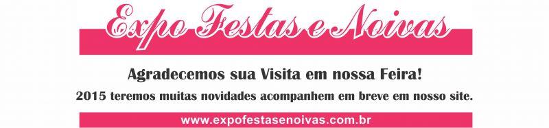 Expo Festas e Noivas - 04 de Maio 2014 - 15h ás 20h - Fildi Hotel & Eventos