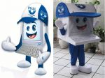 Mascote Phal Informática - Teófilo Otoni- MG -