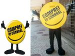Mascote Construtora Conbral - Brasília DF
