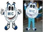 Mascote MIC - Mecãnica Industrial Centro Ltda - Mauá - SP