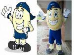 Mascote Jogos do Senai  -Florianopolis - SC