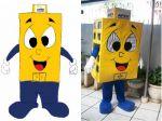 Mascote Prédio - Apex Engenharia - Samambaia - Brasília - Df