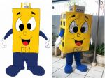 Mascote Pr�dio - Apex Engenharia - Samambaia - Bras�lia - Df
