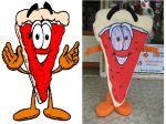 Mascote Pizza - Pizzaria Goiania - Goiania-GO